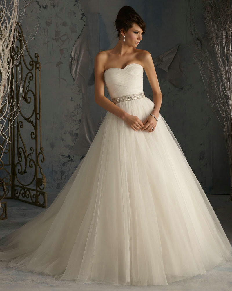 style 5172 country western dresses bridal ivory tulle