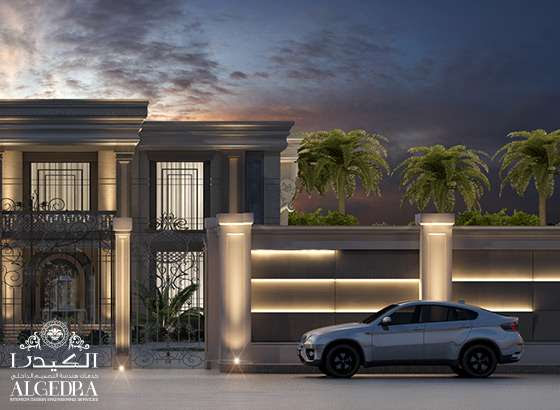 Boundary Wall Designs Home Exterior Design Services Algedra
