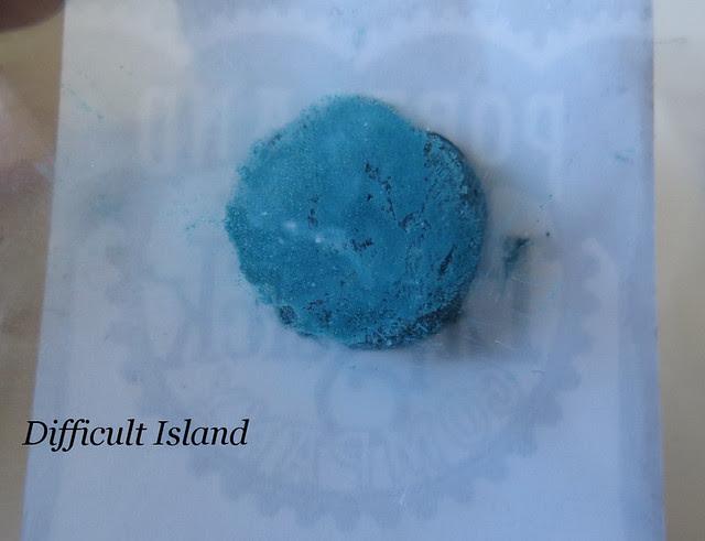 Portland Black Lipstick Company Difficult Island
