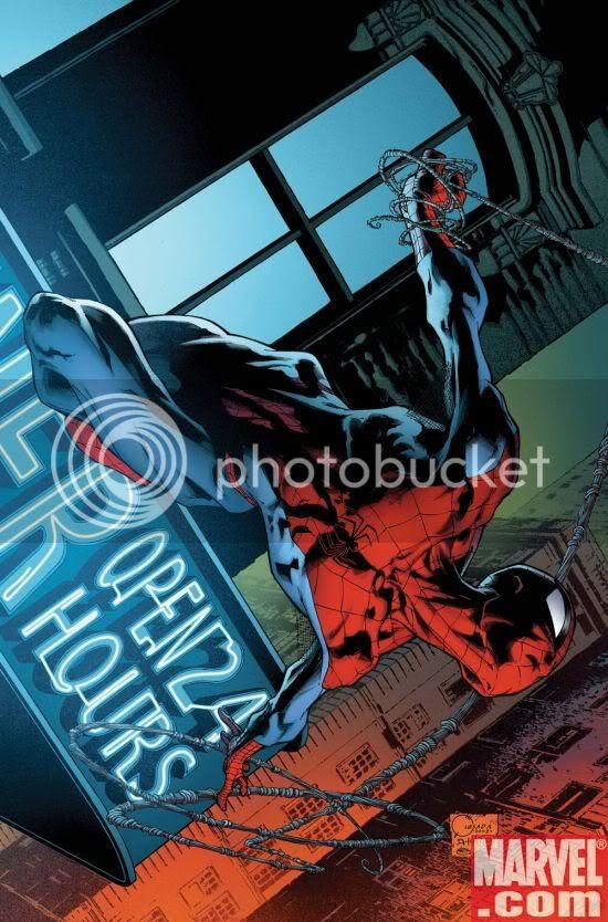Amazing Spider-Man vs Quesada