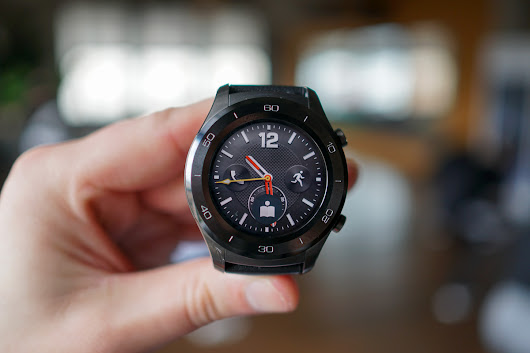 Huawei Watch 2 Classic Now Available for $369 | Droid Life