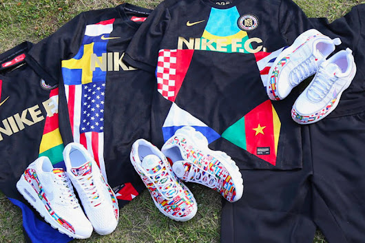 "Nike ""International Flag Pack"" QS World Cup Release - Cop These Kicks"