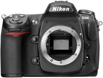 Nikon D300 Digital SLR Camera - Review