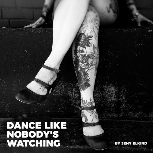 Jeny Elkind - Dance like nobody's watching - Holliday mix by Jeny Elkind