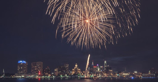 Things to Consider on the 4th: Your Pets, Fireworks, and the Road