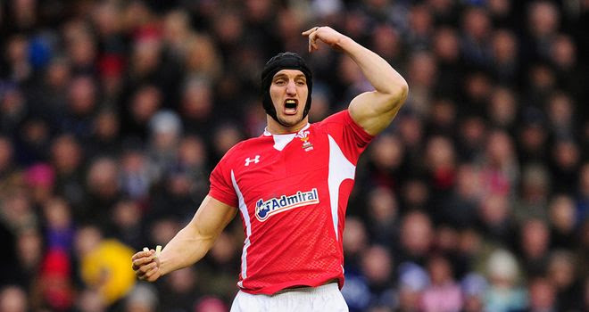 Wales captain Sam Warburton on course for October return | Wales