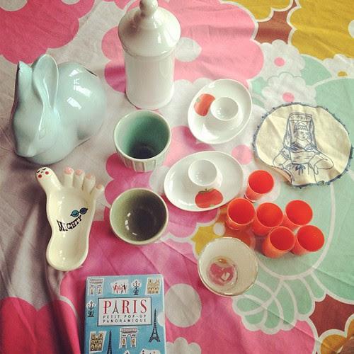 Treasures of today by la casa a pois