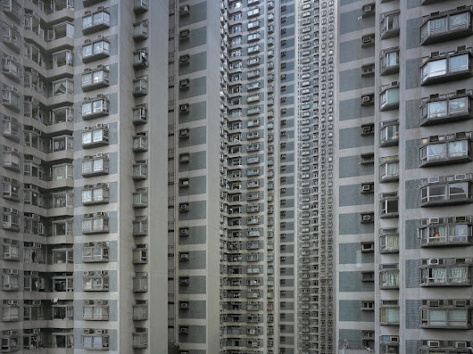 Dizzying Pics of Hong Kong's Massive High-Rise Neighborhoods | WIRED