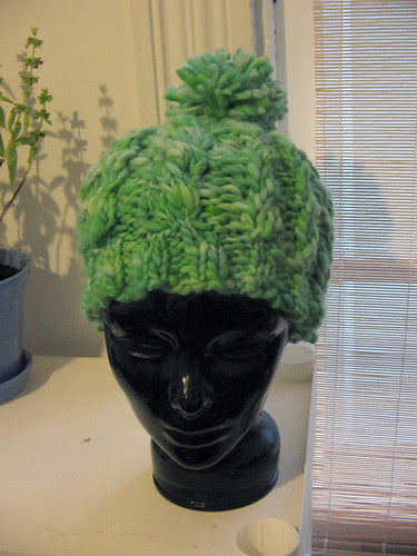 Snowball hat from Fall IK 2007