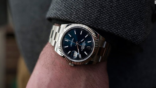 The New Datejust 41 is Exactly the Rolex We Want