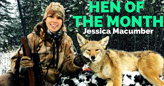 January Hen of the Month: Jessica Macumber