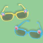 Amscan Peppa Pig Plastic Sunglasses