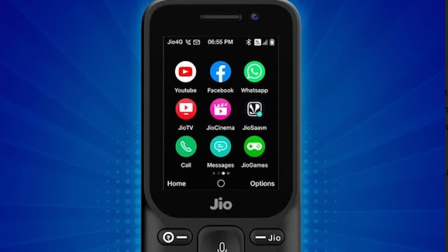 Jio Phone 2021 Offer: 2 Years of Unlimited Calls And 2GB Data Per Month at Just Rs 1,999. Details Here