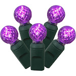 Vickerman 100 G12 LED Light Purple
