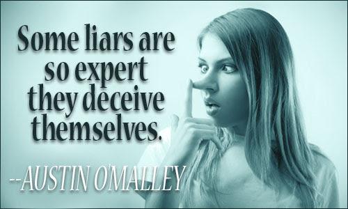 Lying Quotes Ii