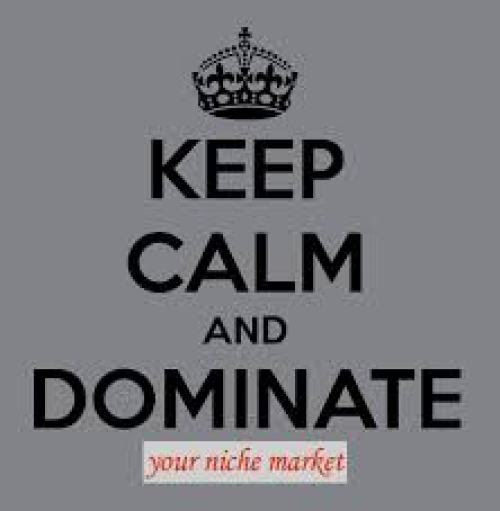 How to dominate your online niche - BAKE