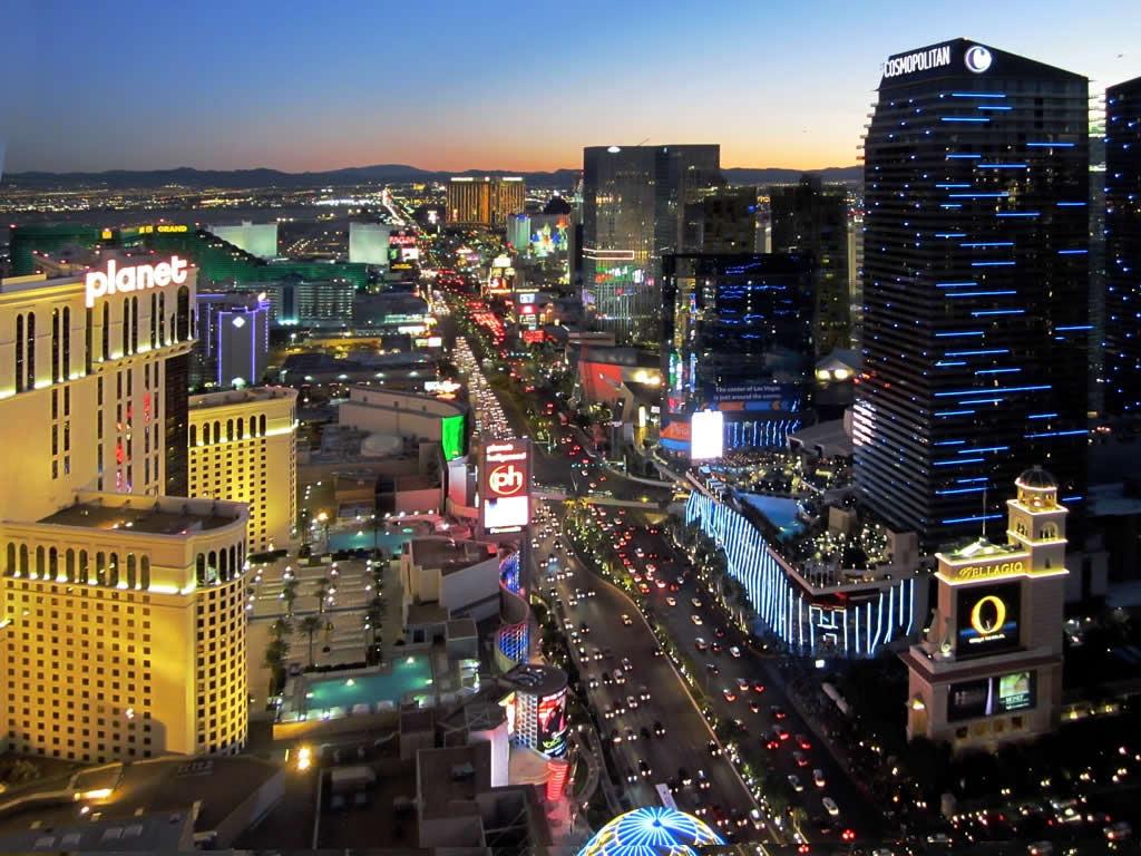 Las Vegas Makes Early Plans For Light Rail Archpaper Com