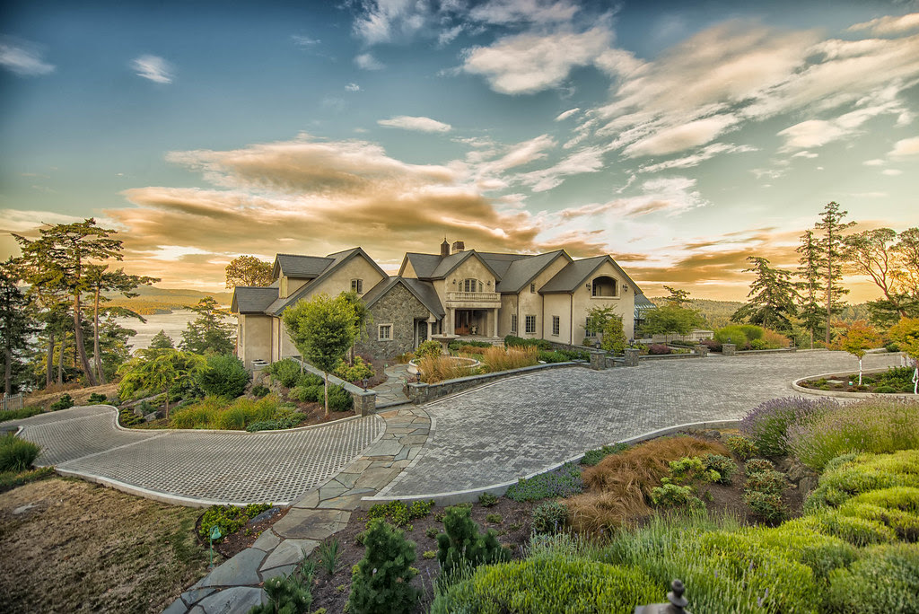 Eagles Nest Estate - San Juan Islands
