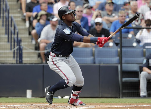 Ronald Acuna blasts 20th home run, sets record with Albies - Through The Fence Baseball