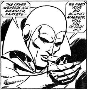 Daredevil #99 panel
