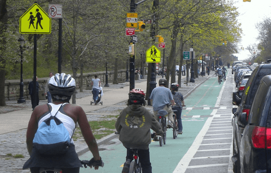 "Busting the Myth of the ""Scofflaw Cyclist"""