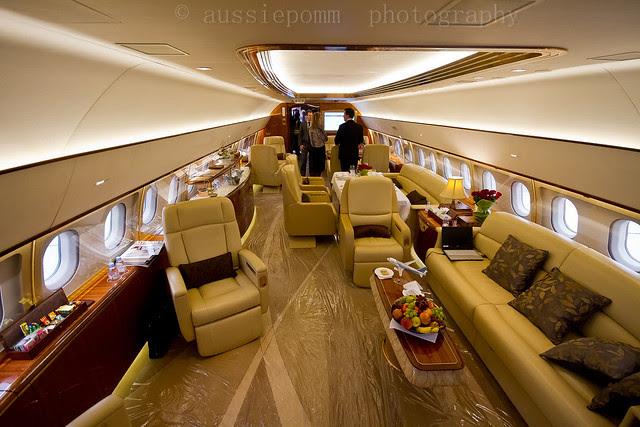 COMULUX A319CJ