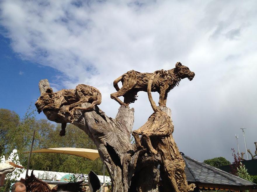 esculturas-criaturas-madera-deriva-james-doran-webb (1)
