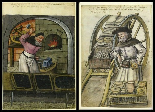 Nail Smith and Cheese Merchant
