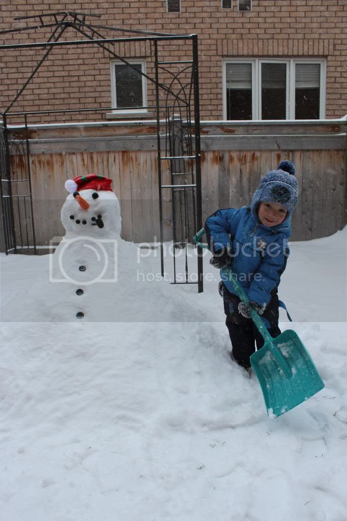 Teddy & Snowman
