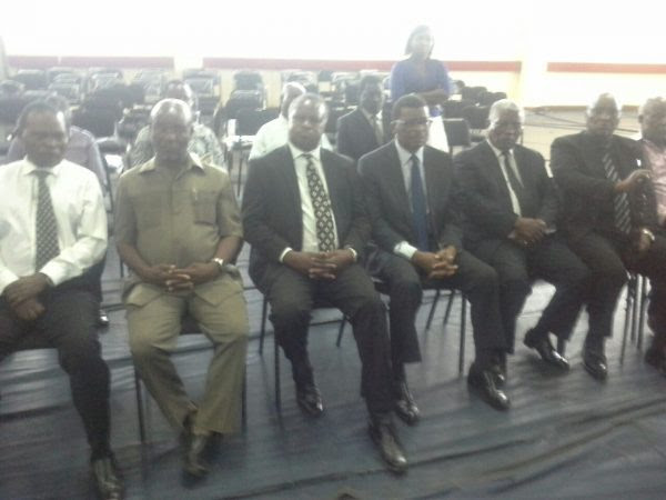 Malawi political leaders gather to pay last respects to Chakuamba