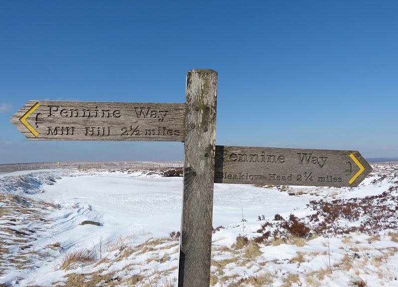 29408 - Pennine Way, Bleaklow