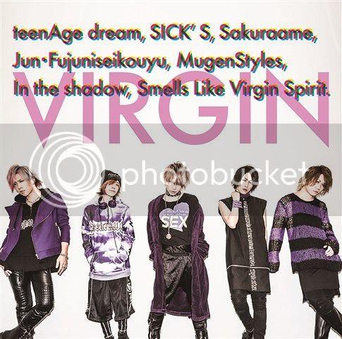 SuG - VIRGIN(初回限定盤 A)