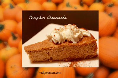 Pumpkin Cheesecake – Gluten Free | Your ultimate health coach