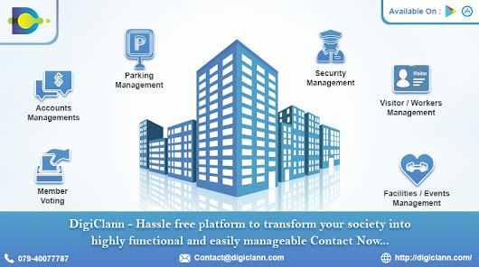 What features an Ideal Housing Society Management System should offer?