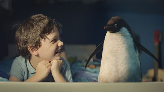 Ad of the Day: John Lewis May Have Already Won Christmas With Its Adorable Penguin Ad
