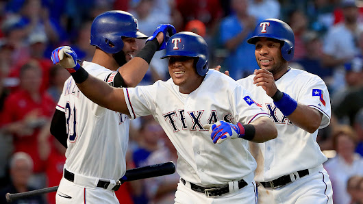 Rangers hit 4 homers to finish sweep of Tigers
