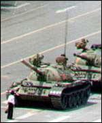 Se fosse hoje, aquele estudante teria um portátil com uma ligação wireless e o governo chinês estaria apenas preocupado com ele!