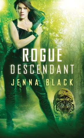 Rogue Descendant (Nikki Glass, #3)