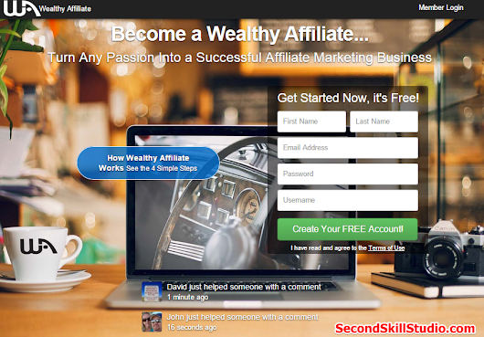 Wealthy Affiliate Review - A Community That Cares - Internet Scams Report