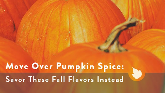 Make Room For These Fall Flavors | The Maids Blog