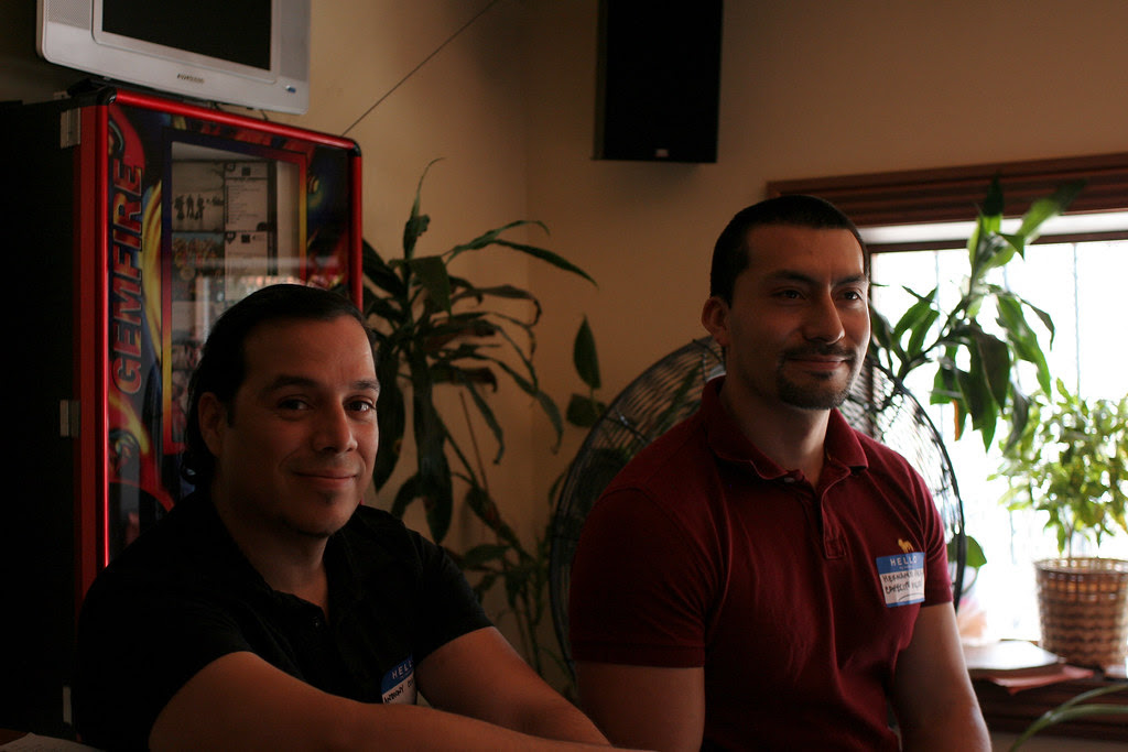 Greenpoint blogger meet-up