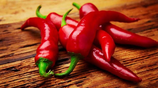 Can Chili Peppers Help You Lose Weight? - Aline Pilani