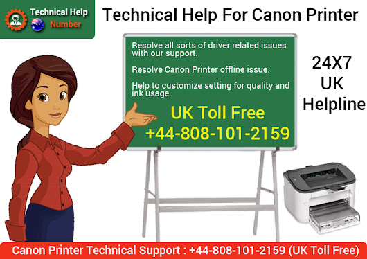 Canon Printer Support Number UK +44-8081012159 - Get Experts Advice from Here - Diana_Scarlet's diary