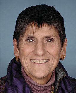 Rosa DeLauro Portrait