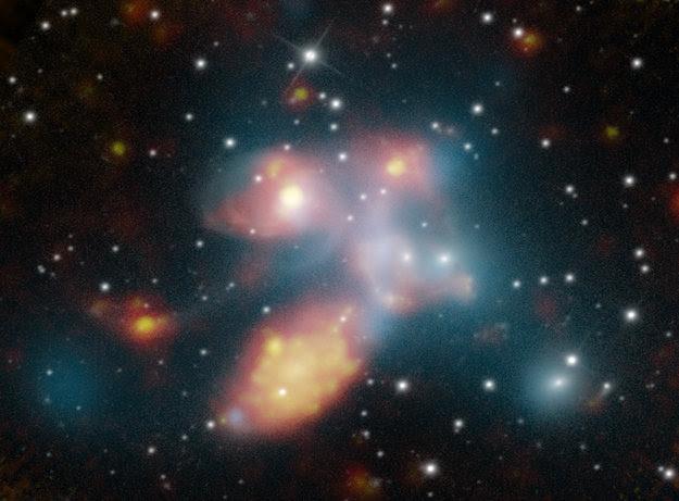 Sparkling Stephan's Quintet