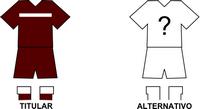 Uniforme Selección Itacueña de Fútbol