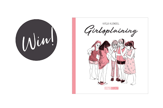"Give-Away! Gewinnt 3 Mal das Buch ""Girlsplaining""! 