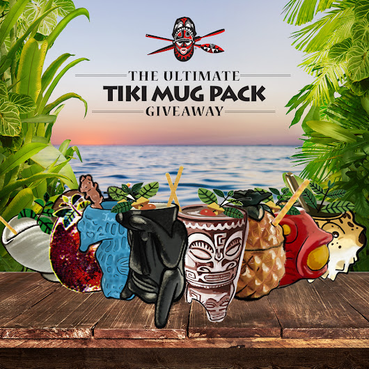 Trader Vic's Ultimate Tiki Mug Giveaway!