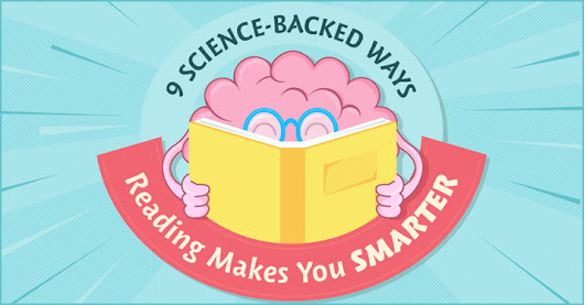 This Just In... Reading Makes You Smarter | BookBaby Blog