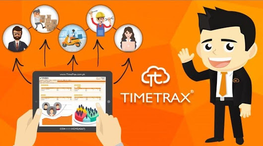 TimeTrax: A Complete Solution to Modernize Pakistani Businesses